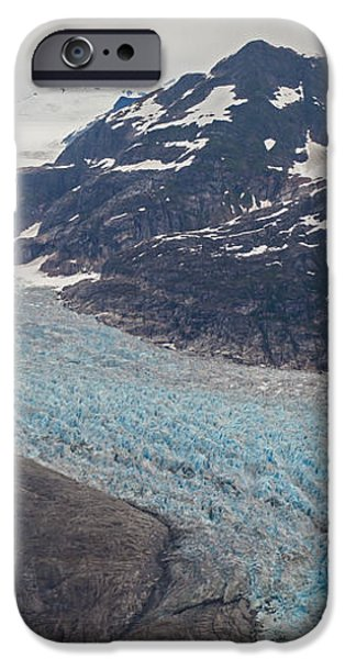 LeConte Glacial Flow iPhone Case by Mike Reid