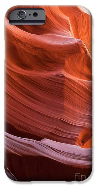 Recently Sold -  - Red Rock iPhone Cases - Ledges iPhone Case by Bob and Nancy Kendrick