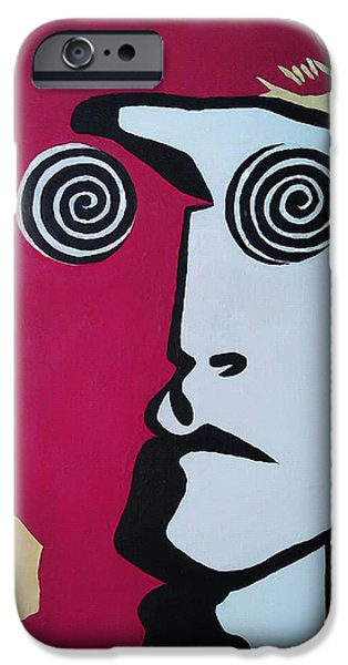 Lennon iPhone Case by Kenny Cannon
