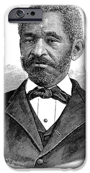 LEWIS HAYDEN (1811-1889) iPhone Case by Granger