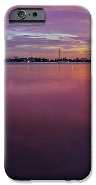 Life after Sunset iPhone Case by Melanie Viola