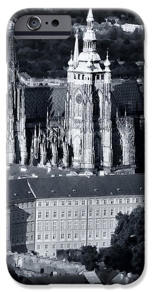 Light on the Cathedral iPhone Case by Joan Carroll