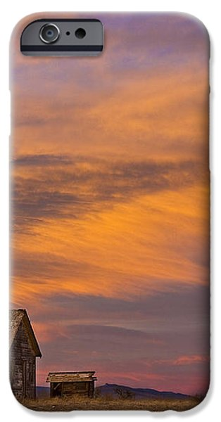 Little House On The Colorado Prairie 2 iPhone Case by James BO  Insogna