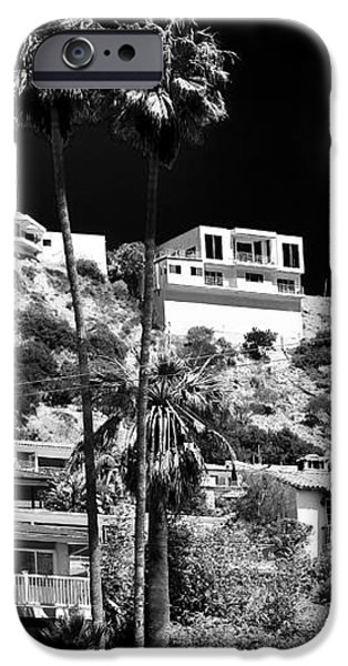 Living in the Hills iPhone Case by John Rizzuto