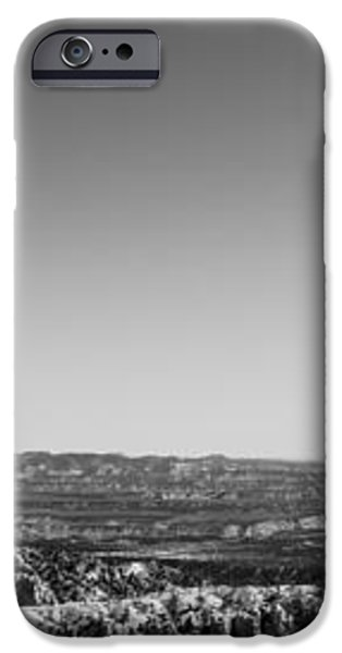 Lone Tree iPhone Case by Chad Dutson