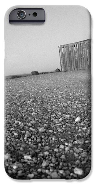 Long Walk iPhone Case by Mike McGlothlen