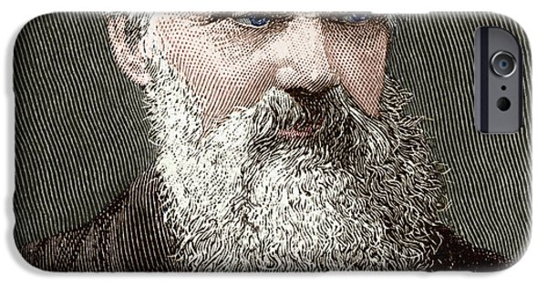 Knighthood iPhone Cases - Lord Kelvin, Scottish Physicist iPhone Case by Sheila Terry