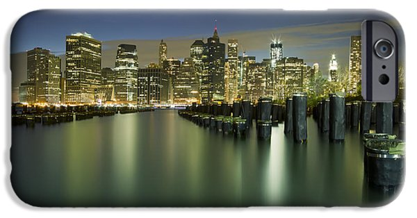 Big Cities iPhone Cases - Lost In Yesterday iPhone Case by Evelina Kremsdorf