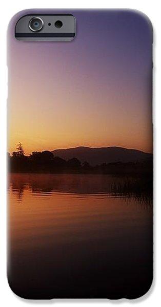 Lough Gill, Co Sligo, Ireland Irish iPhone Case by The Irish Image Collection