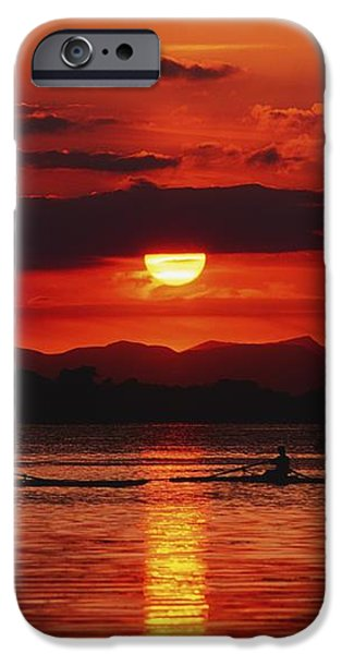 Lough Leane, Killarney, Co Kerry iPhone Case by The Irish Image Collection