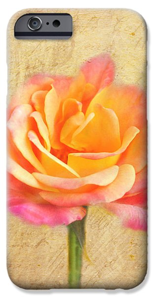 Love Letter iPhone Case by Jai Johnson
