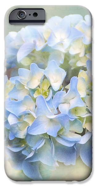 Love Letter VII Hydrangea iPhone Case by Jai Johnson