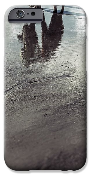 North Sea iPhone Cases - Low Tide iPhone Case by Joana Kruse