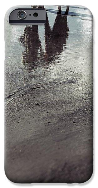 low tide iPhone Case by Joana Kruse