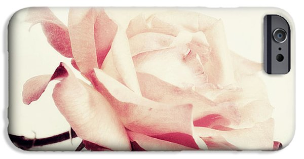 Rose iPhone Cases - Lucid iPhone Case by Priska Wettstein
