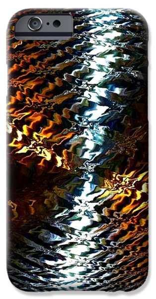 Luminous Energy 10 iPhone Case by Will Borden