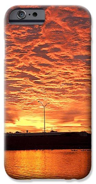 Magic Sunrise iPhone Case by Melany Sarafis