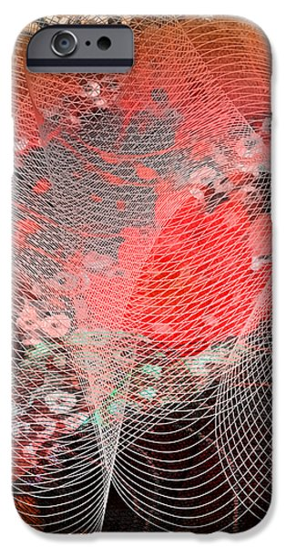 Magnification 4 iPhone Case by Angelina Vick
