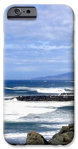 Magnificent Sea iPhone Case by Will Borden