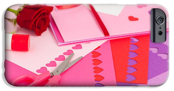 Best Sellers -  - Diy iPhone Cases - Make your Valentine iPhone Case by Marta Holka