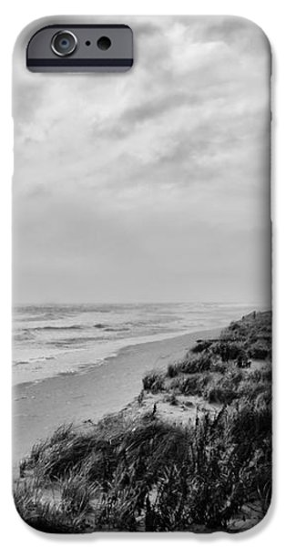 Mantoloking Beach - Jersey Shore iPhone Case by Angie Tirado