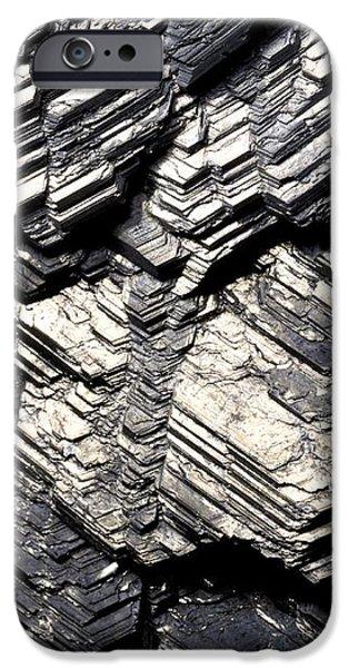 Marcasite Mineral iPhone Case by Dirk Wiersma