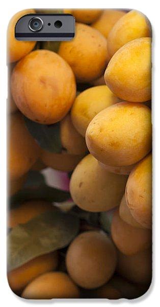 Market Mangoes iPhone Case by Zoe Ferrie
