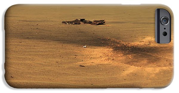 21st Century iPhone Cases - Mars Exploration Craft Debris iPhone Case by NASA / Science Source