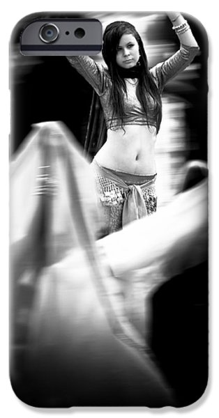 Bob Orsillo Photographs iPhone Cases - Mata Hari iPhone Case by Bob Orsillo