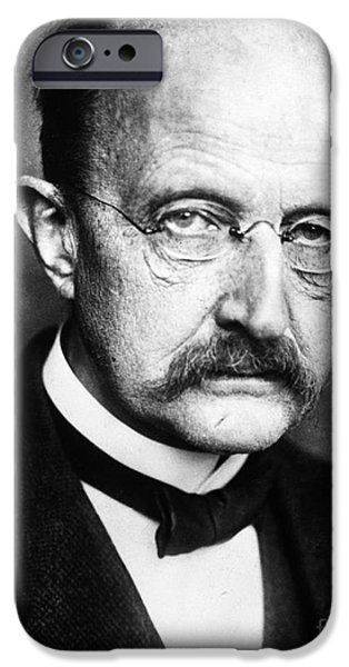 MAX PLANCK  iPhone Case by Granger