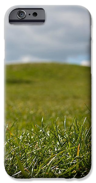 Meadow iPhone Case by Semmick Photo