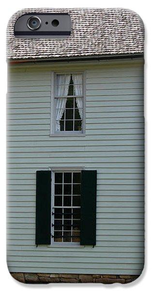 Meeks Store Appomattox Court House Virginia iPhone Case by Teresa Mucha