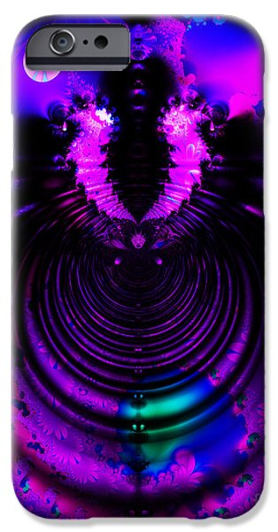 Melting Pot . S8a.S11 iPhone Case by Wingsdomain Art and Photography