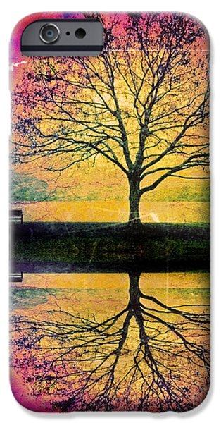 Memory Over Water iPhone Case by Tara Turner