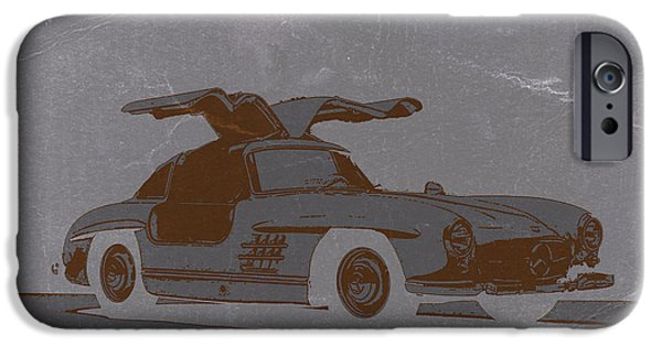 Concept iPhone Cases - Mercedes Benz 300 iPhone Case by Naxart Studio