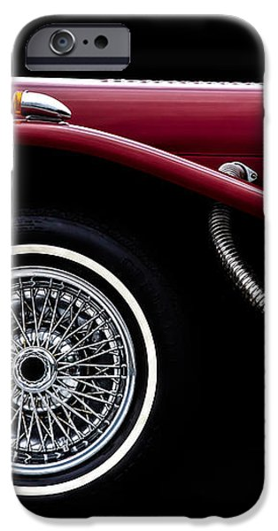Mercedes Benz Ssk  iPhone Case by Bob Orsillo