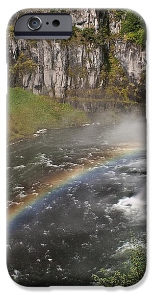 Mesa Falls II iPhone Case by Robert Bales