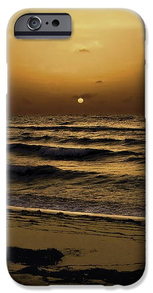 Miami Sunrise iPhone Case by Gary Dean Mercer Clark