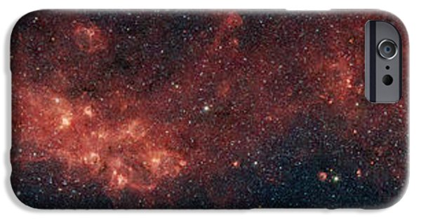 Stellar iPhone Cases - Milky Way Galaxy iPhone Case by Stocktrek Images