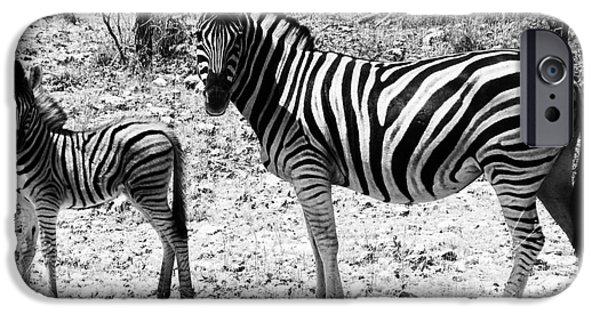 Africa Photographs iPhone Cases - Mimic iPhone Case by Andrew Paranavitana