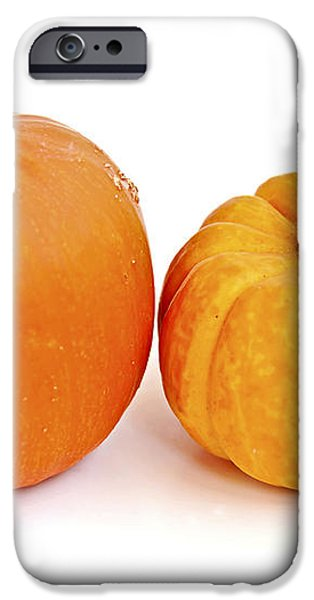 Mini pumpkins iPhone Case by Elena Elisseeva