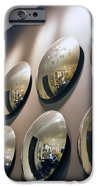 Mirrors mirrors more mirrors iPhone Case by Kantilal Patel