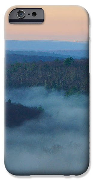 Misty Mountain Hop iPhone Case by Bill Cannon