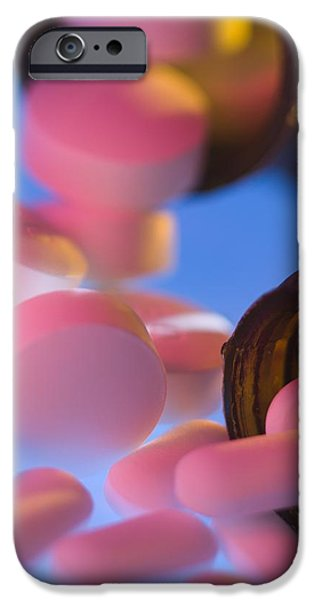 Pill iPhone Cases - Mixing Pills iPhone Case by Steve Horrell
