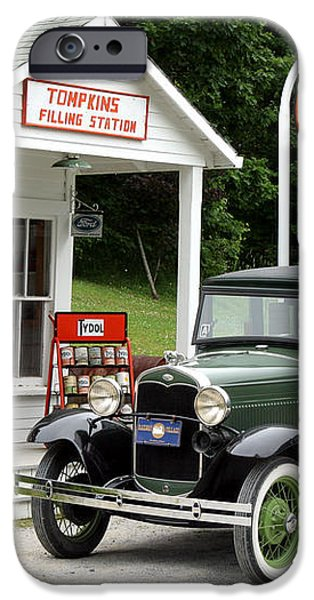 Model A Ford iPhone Case by Ted Kinsman