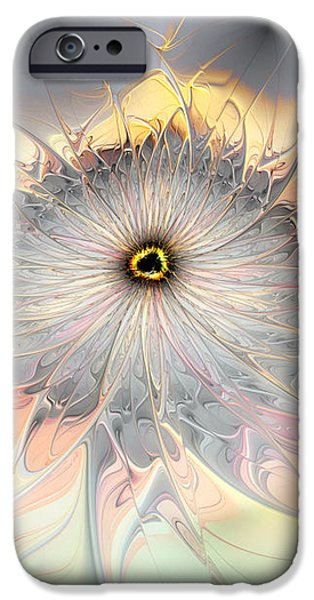 Momentary Intimacy iPhone Case by Casey Kotas