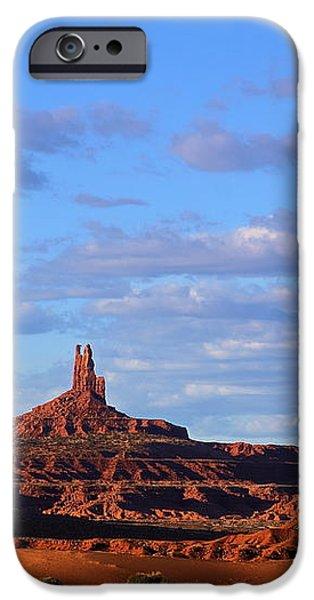 Monument Valley Evening iPhone Case by Viktor Savchenko