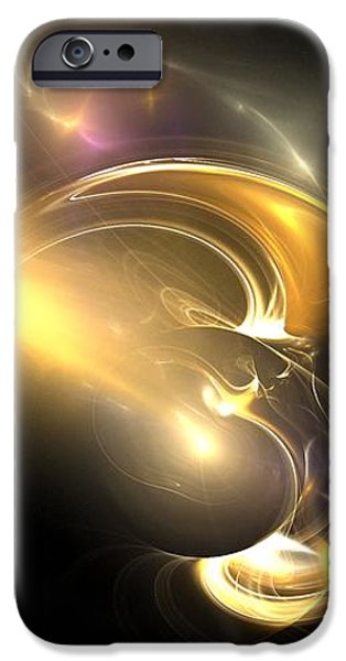 Moon Struck iPhone Case by Christy Leigh