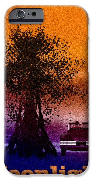 Moonlight iPhone Case by Bob Orsillo