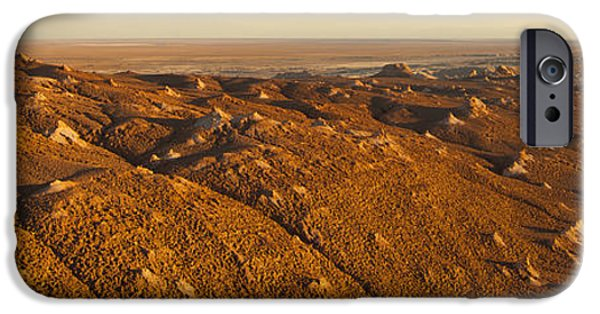 Moonscape iPhone Cases - Moonscape iPhone Case by Andre Distel